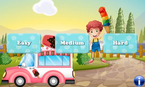 冰淇淋 遊戲的孩子 冰棍 小女孩 冰激凌