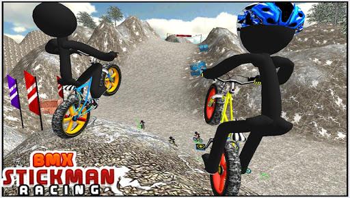 BMX Stickman Racing