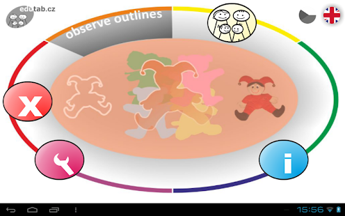 Observe Outlines for kids FREE- screenshot thumbnail