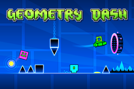 Geometry Dash- screenshot thumbnail