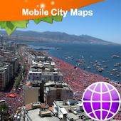 Izmir Street Map