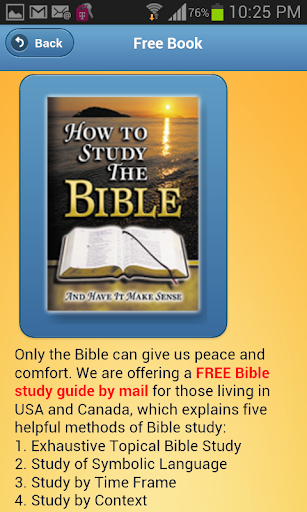 Download Life Application Study Bible .APK For Android