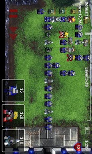 Robo Defense FREE - screenshot thumbnail