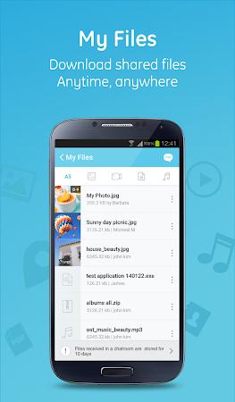 Tictoc - Free SMS & Text 4.0.16 screenshot 378802