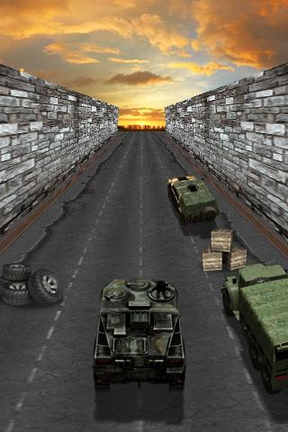 War Truck - screenshot