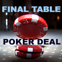 Final Table Poker Deal icon