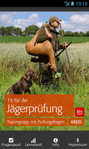 Fit für die Jägerprüfung