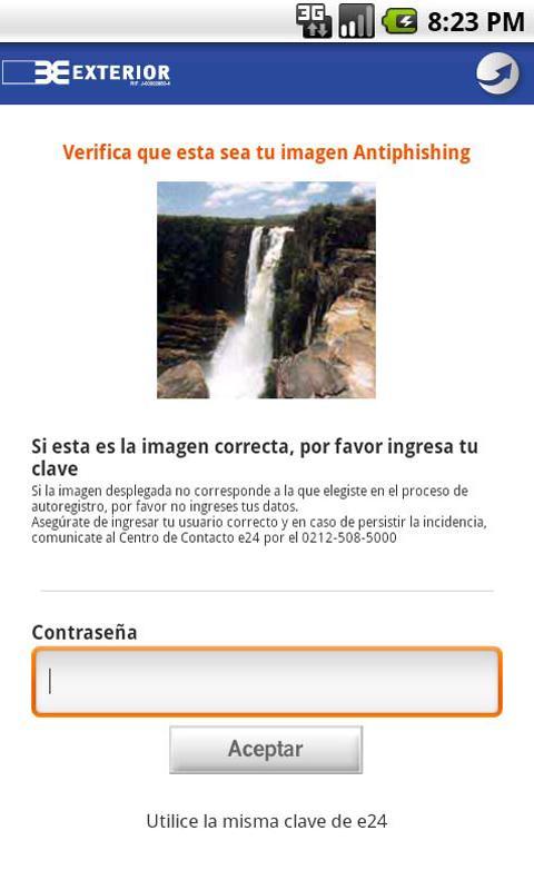 Exterior nexo m vil aplicaciones android en google play for Bancoexterior internet e24
