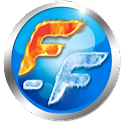 Close Up Fire-Freeze logo