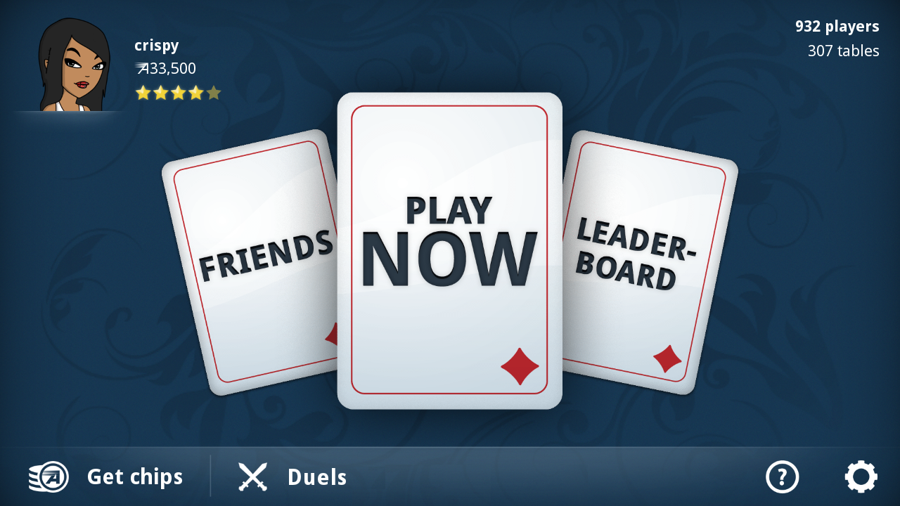 Appeak Poker - screenshot