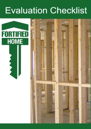 FORTIFIED Home™ Checklist