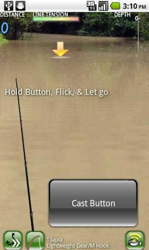 Игры для Android: Fishin 2 Go