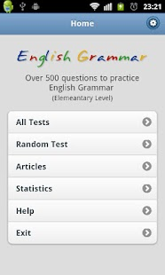 Practice English Grammar - 2 - screenshot thumbnail