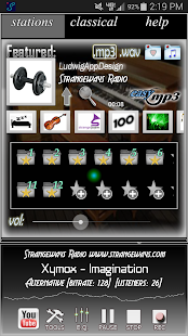 Internet Radio Recorder Pro - screenshot thumbnail