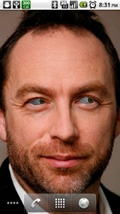WikiWallpaper - Jimmy Wales