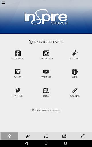 【免費生活App】Inspire Church-APP點子