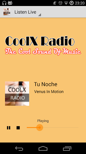 【免費音樂App】CoolX Radio-APP點子