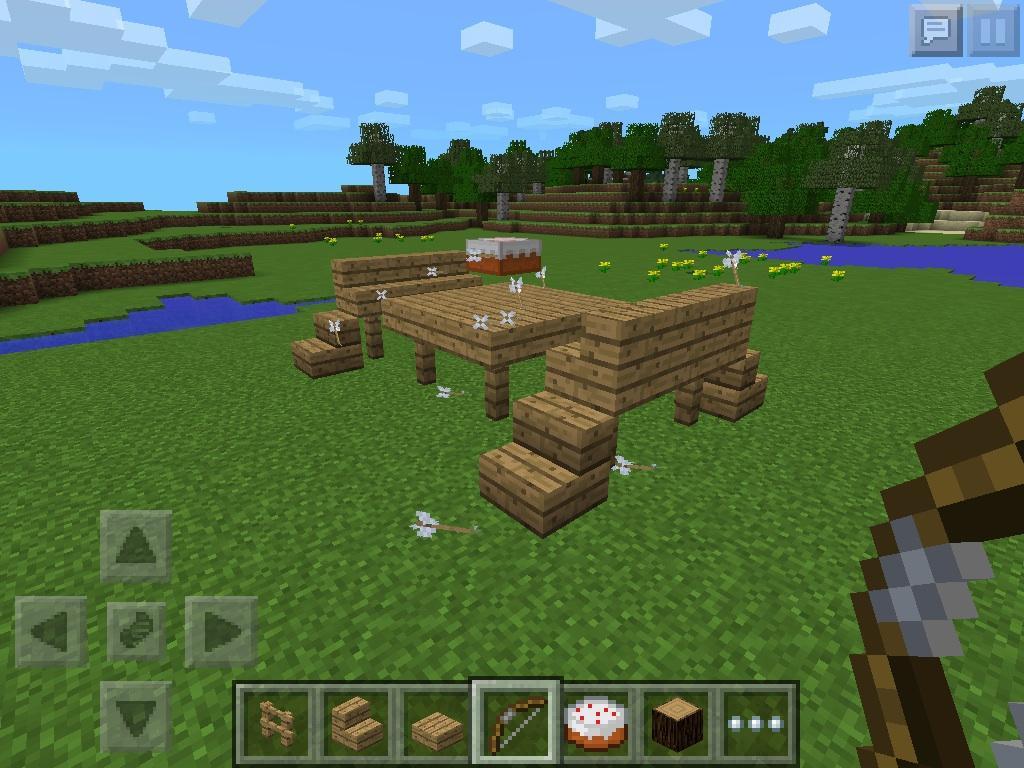 Minecraft Outside Furniture Furniture Guide Minecraft