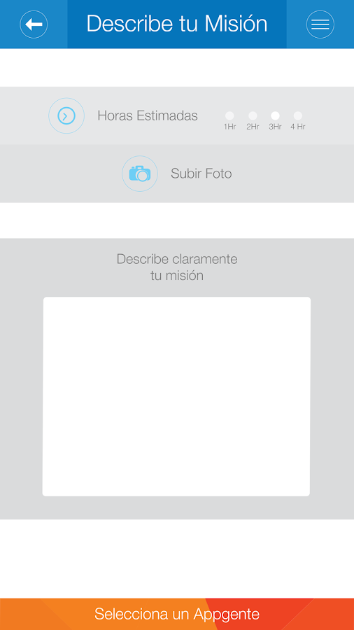 Appgente- screenshot