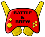 Logo for Battle & Brew