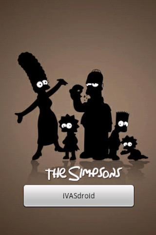 iSIMPSONSdroid - screenshot