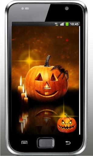 Halloween Top live wallpaper