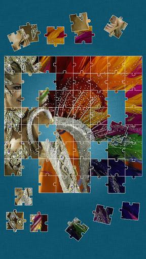 カーニバル ジグソーパズル ゲーム