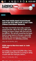 Screenshot of 1280 Sports