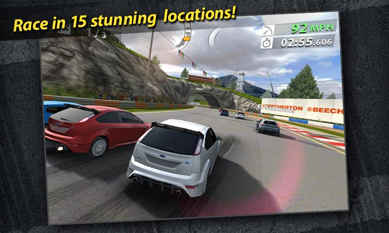 Real Racing 2 - screenshot