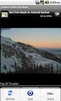 Screenshot of Jackson Hole Ski Bum
