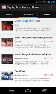 Holidayen Paris Guide - screenshot thumbnail