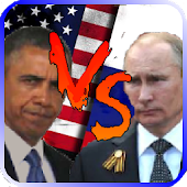 Obama VS Putin Fighting