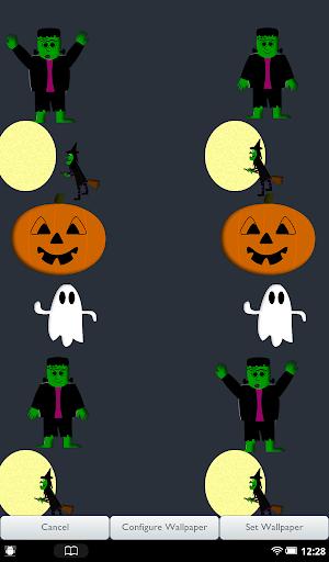 Halloween Trim Live Wallpaper