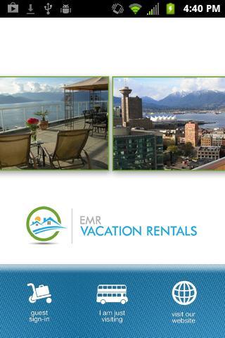 EMR Vacation Rentals
