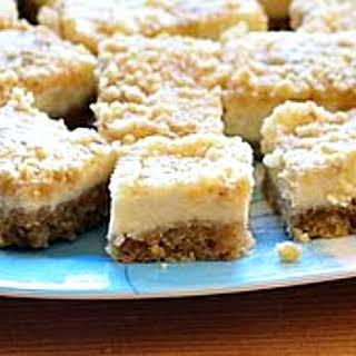 Cheesecake Squares.