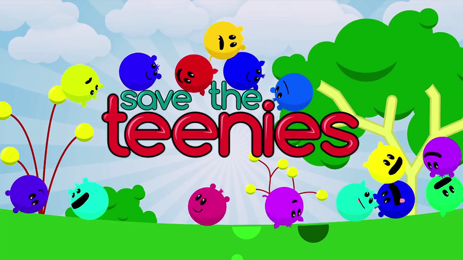 Save The Teenies- screenshot