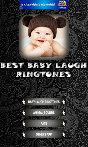 微笑的婴儿铃声