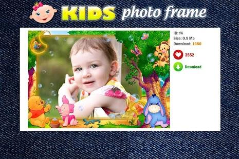 KIDS PHOTO FRAME - BABY CAMERA 攝影 App-愛順發玩APP
