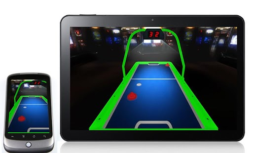 3D Air Hockey (Free) - screenshot thumbnail