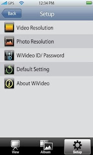 WiVideo- screenshot thumbnail