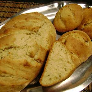 Simple Sweet Bread