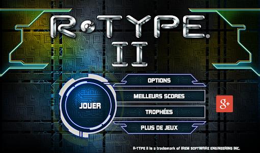 R-TYPE II v1.0.2