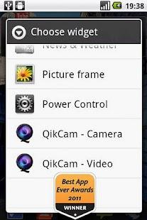 QikCam - screenshot thumbnail