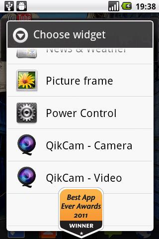 QikCam - screenshot