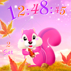 Squirrel Live Wallpaper.Trial icon