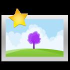 Tablón de fondos de pantalla icon