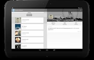 Screenshot of TwStats - Tools for Twitter