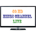 Live Hindi Channel-HD Quality icon