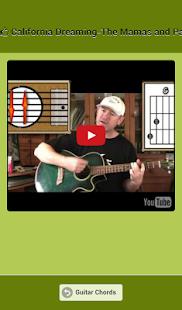 Guitar Chords screenshot