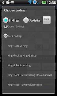 Chess Endings- screenshot thumbnail